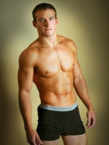 Hunk for the day.