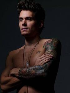 John Mayer: On the gay.